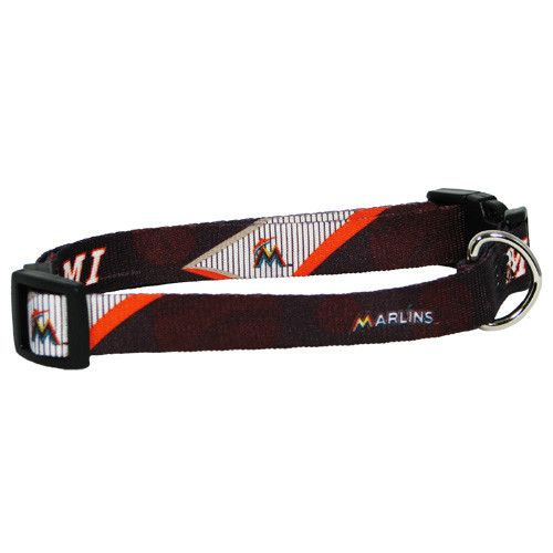 4293c1e70ad Miami Marlins MLB Licensed Dog Collar