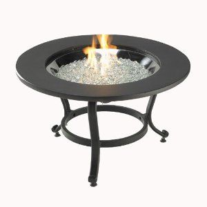 Amazon Com Outdoor Great Room Company Saturn Fire Pit Table