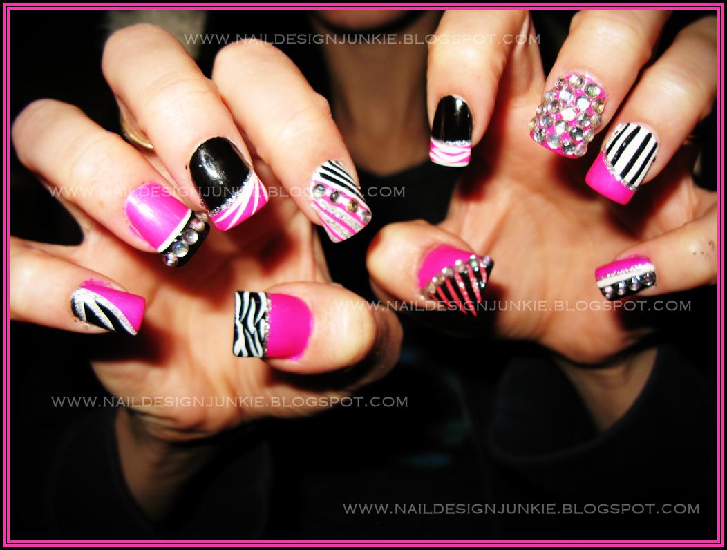 Fancy Birthday Nail Design Photos - Nail Art Design Ideas ...