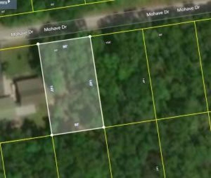 1108 Mohave Dr, N Crossville, TN 38572 Great lot for a