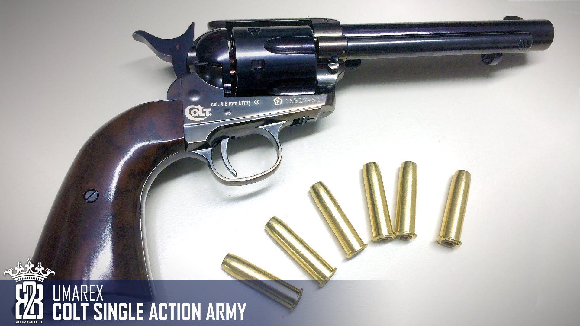 UMAREX SAA PEACEMAKER Co2 #handgun | Cthulhu fhtagn