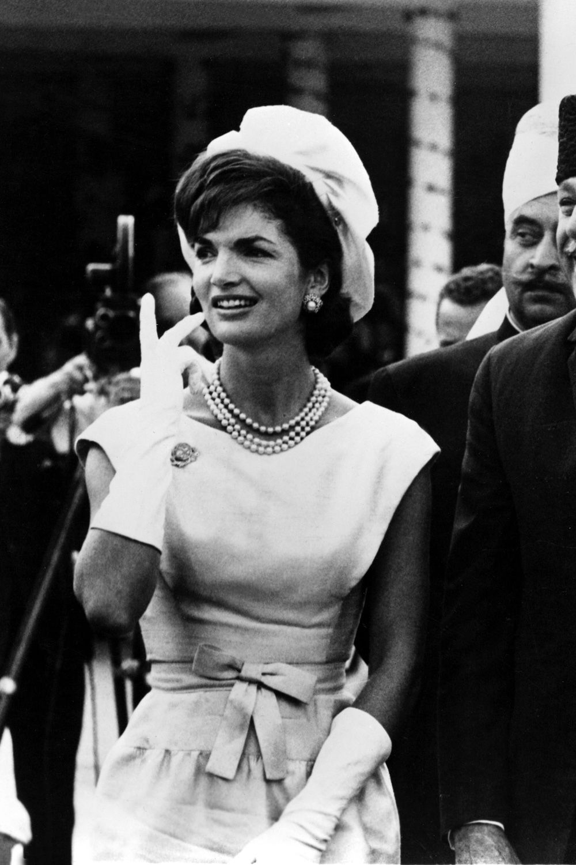 6cb6bb22e2 Jacqueline Kennedy Onassis.