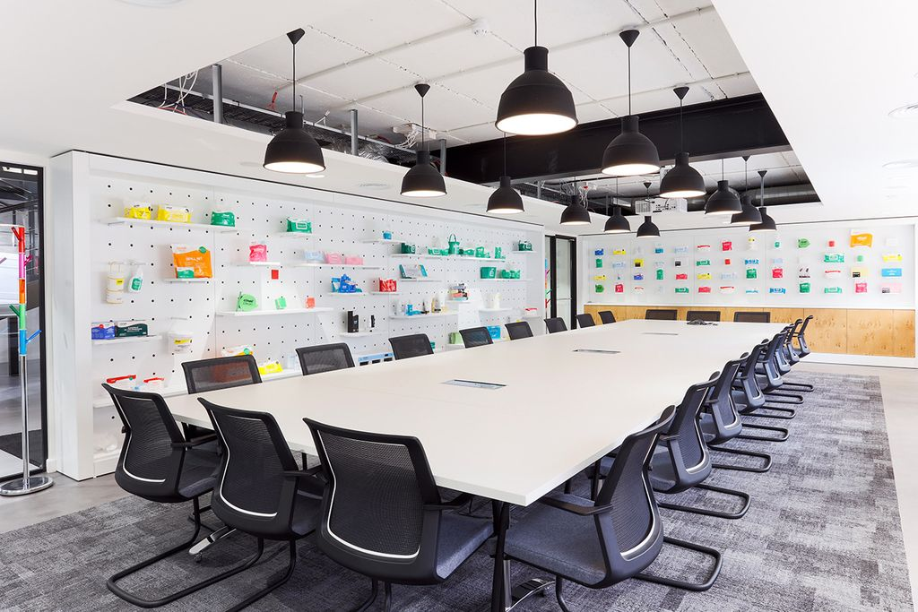 GAMA Healthcare London England Office Design Pinterest - England conference table