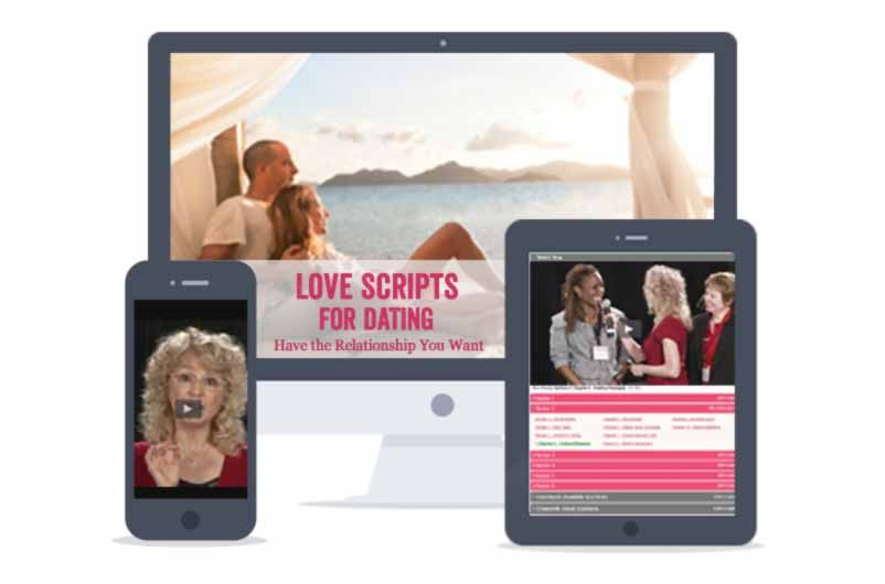 Love scripts for dating by rori raye
