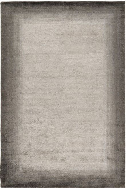 Bamboo Border Charcoal By The Rug Company Rugs On Carpet Rug Company Rugs