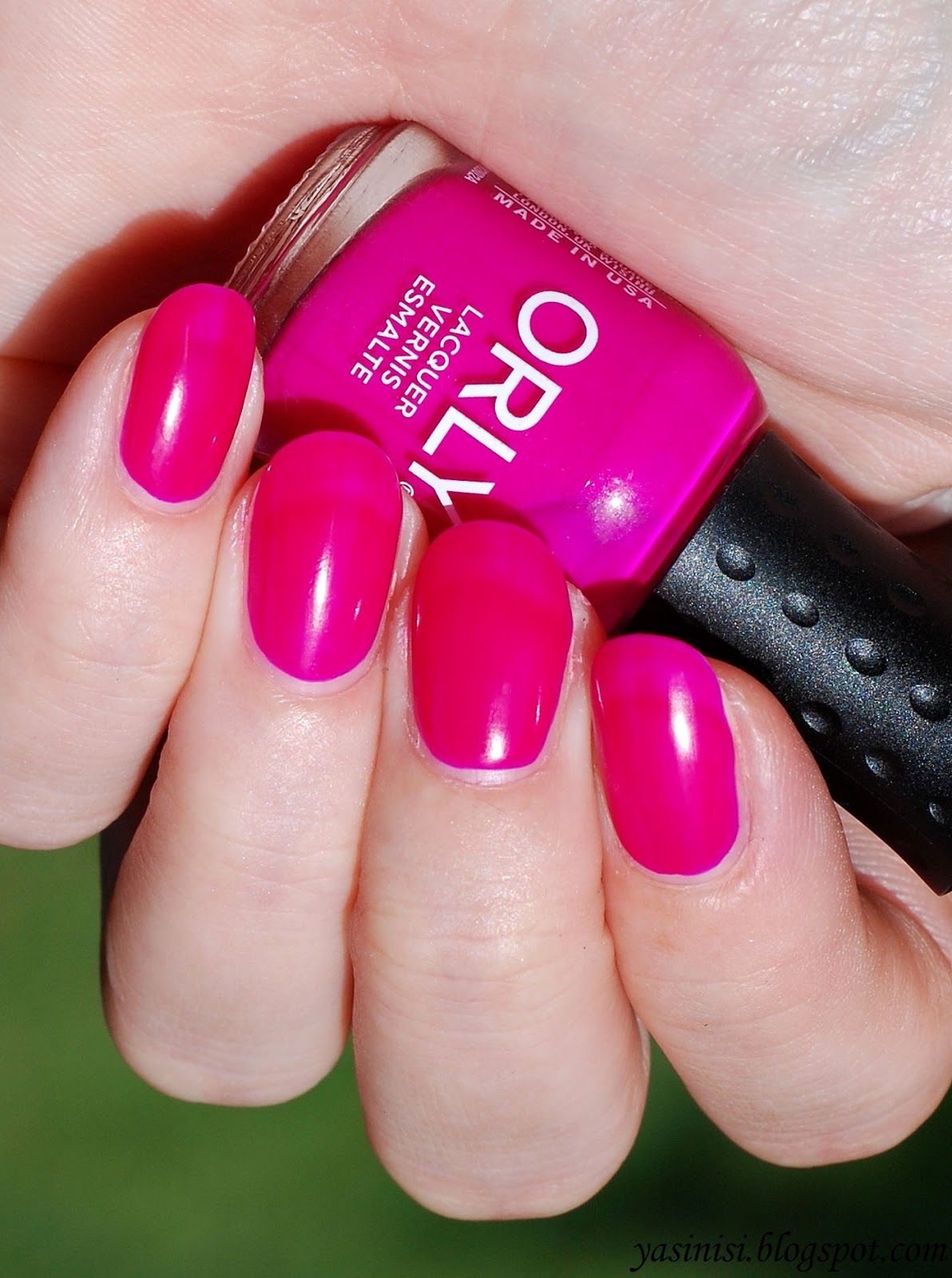 Orly Purple Crush With Images Lakier Roz Kolor