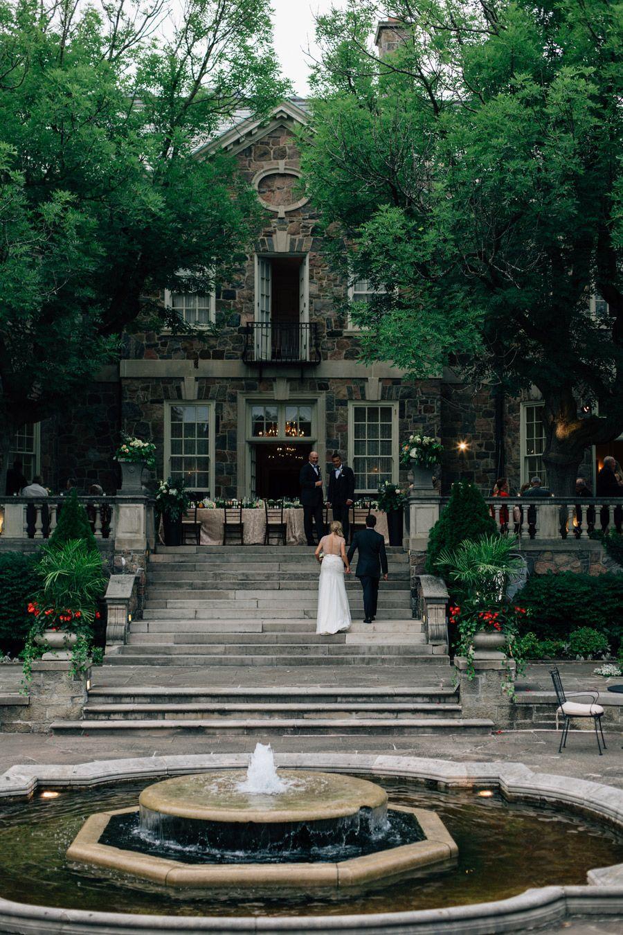 Outdoor Wedding Reception Venues Toronto Janice Yi Photography
