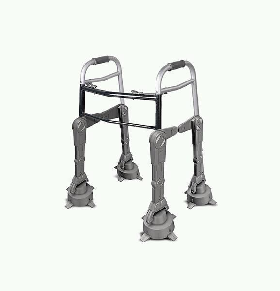 if dominic needs a walker in the future, i have this one on backorder. viva la old republic!