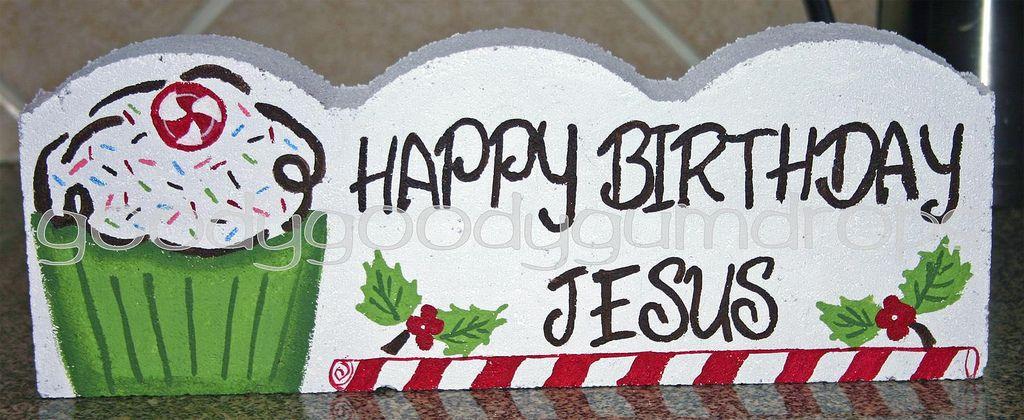 Happy birthday jesus brickno links Christmas arts and