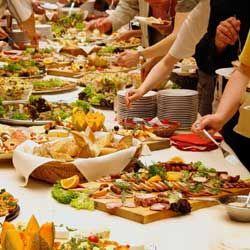 Unusual Outdoor Wedding Catering Ideas For Menu