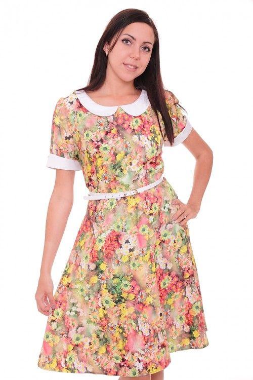 Платье А7518 Размеры: 48-54 Цена: 750 руб.  http://optom24.ru/plate-a7518/  #одежда #женщинам #платья #оптом24