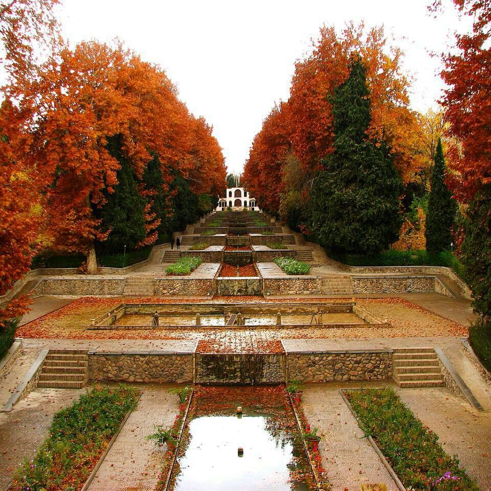 Shazdeh Garden(Prince\'s Garden)-Mahan-Kerman Province (Iran) | Iran ...