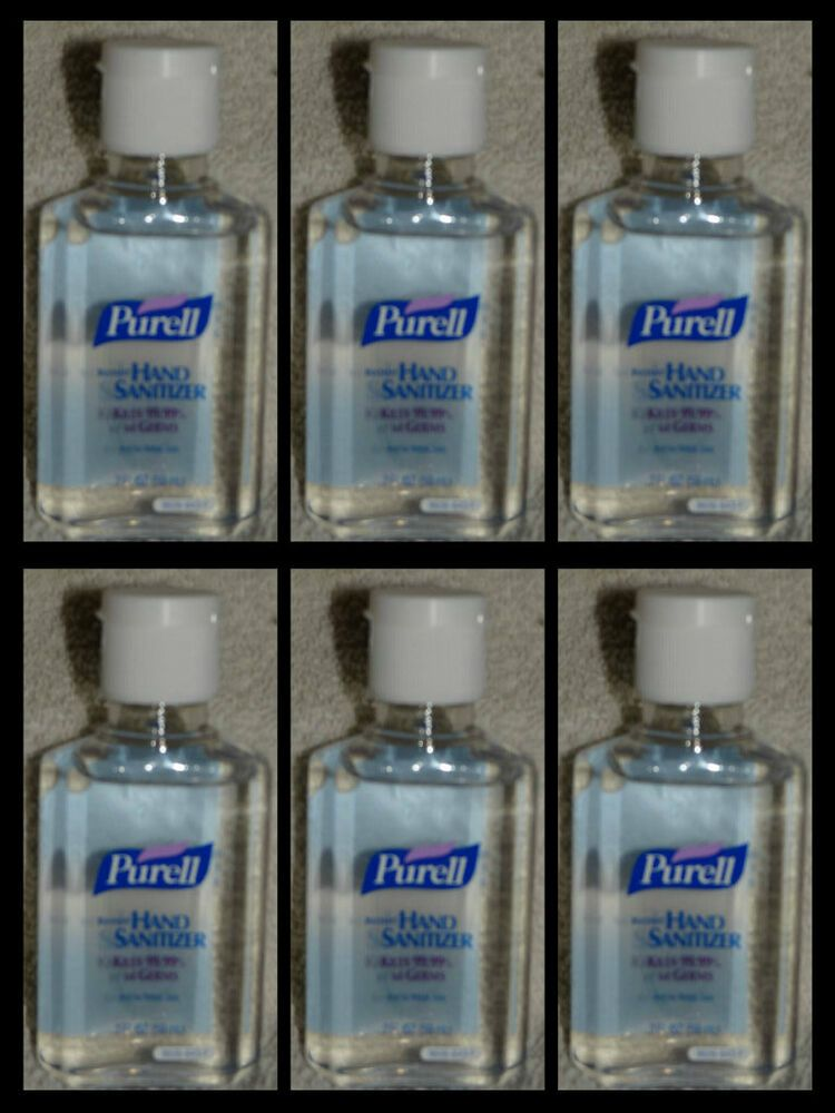 Ebay Sponsored Purell Hand Sanitizer Travel Size 2 Fl Oz 59ml