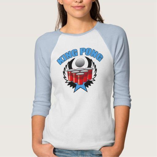 King Pong 3 - Beer Pong T Shirt, Hoodie Sweatshirt