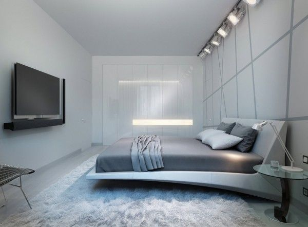 Three Apartments With Extra Special Lighting Schemes Home Design