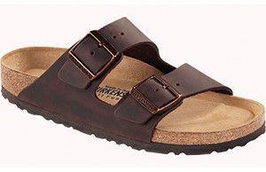 Birkenstock Soft Footbed Habana Oiled Leather Arizona