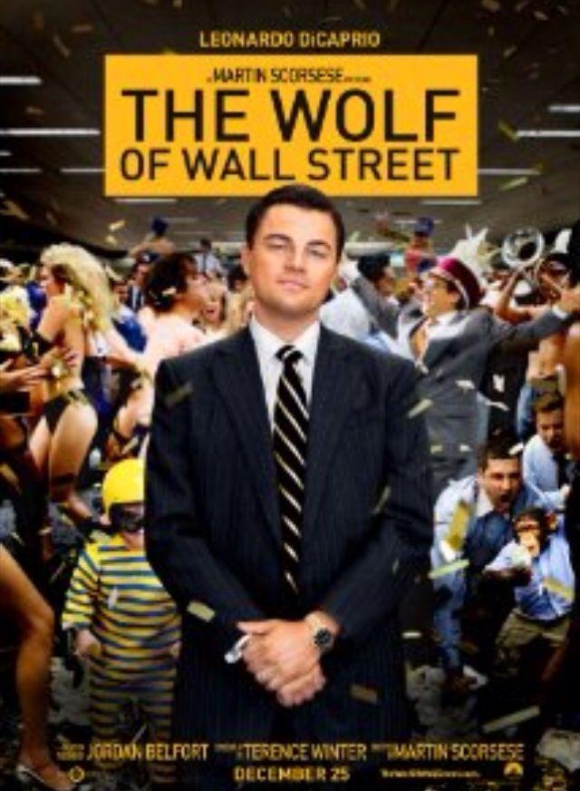 The Wolf Of Wallstreet Wolf Of Wall Street Martin Scorsese Wall Street