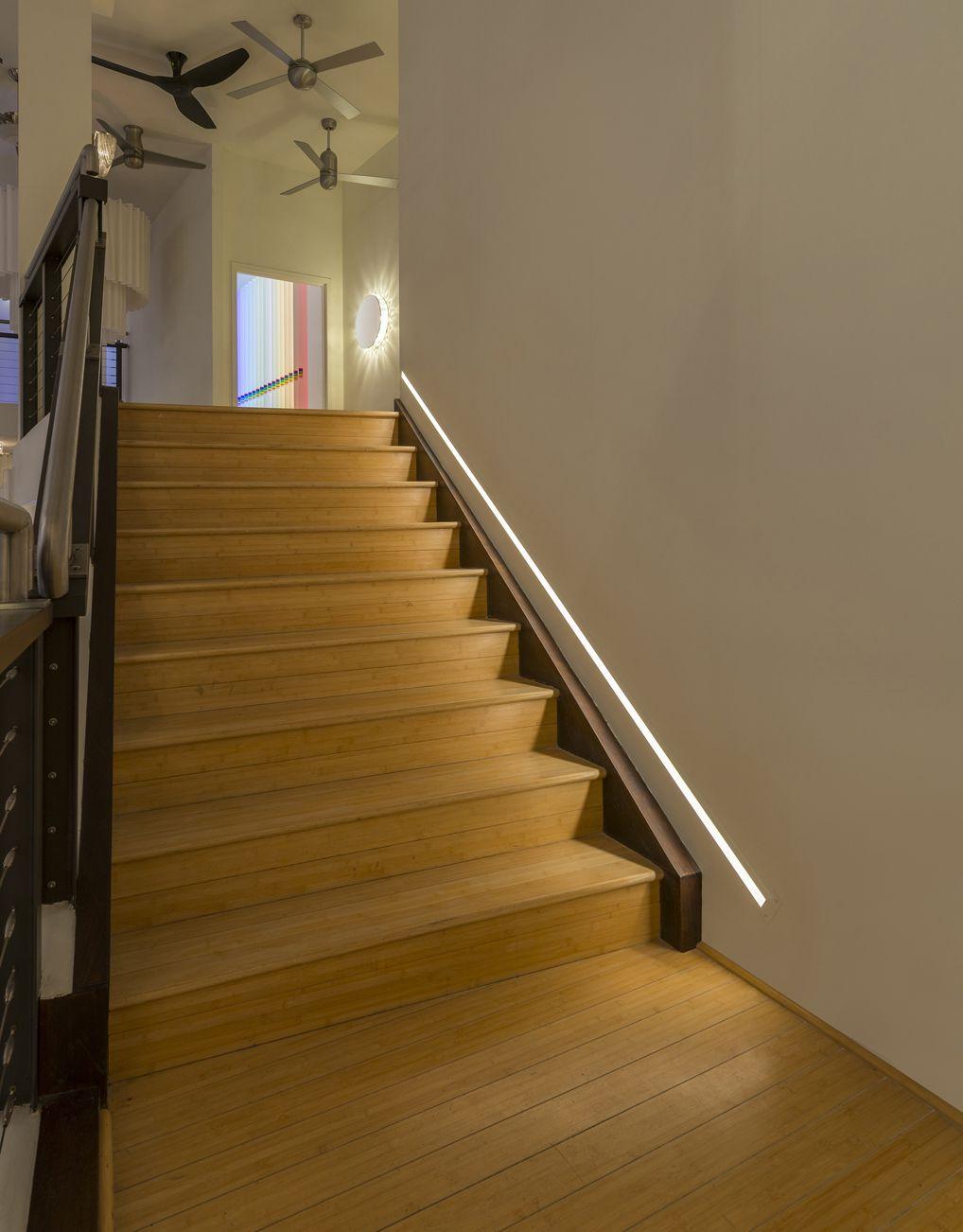 Lighting solution for dark hallways and stairways | Reveal - by Pure Lighting & Lighting solution for dark hallways and stairways | Reveal - by ... azcodes.com