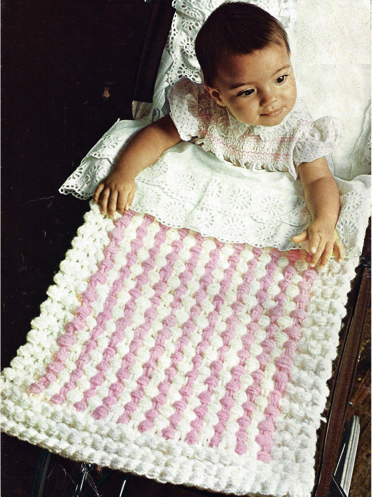 Baby pram cot rug cover blanket fast easy knit pattern 562 baby baby pram cot rug cover blanket fast easy knit pattern 562 dt1010fo
