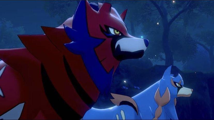 Zamazenta Zacian Hero Of Many Battles Form Legendary Pokemon Pokemon Star Wars Universe Hero