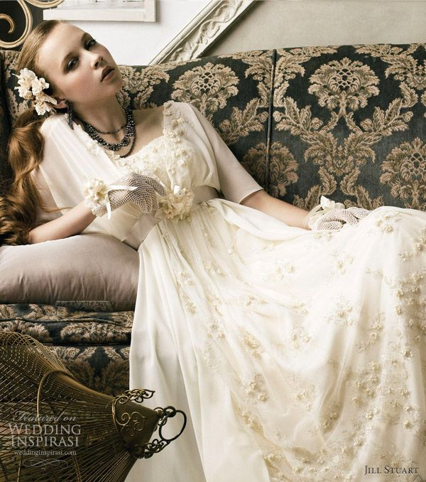 via Jill Stuart Wedding Dresses 2012 — The Seventh Collection ...