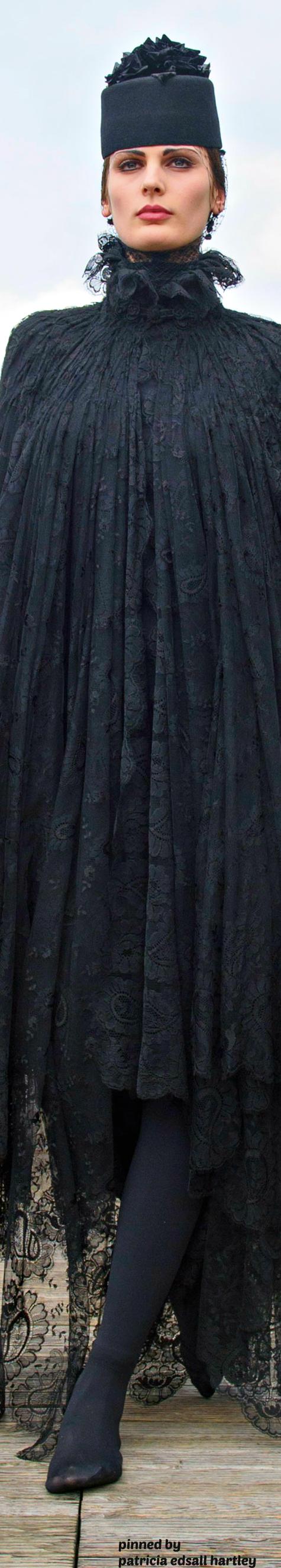 Franck Sorbier - 2016 Fall Couture