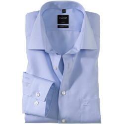 Photo of Olymp Luxor Hemd, vestibilità moderna, braccio extra langer, Bleu, 41 Olymp