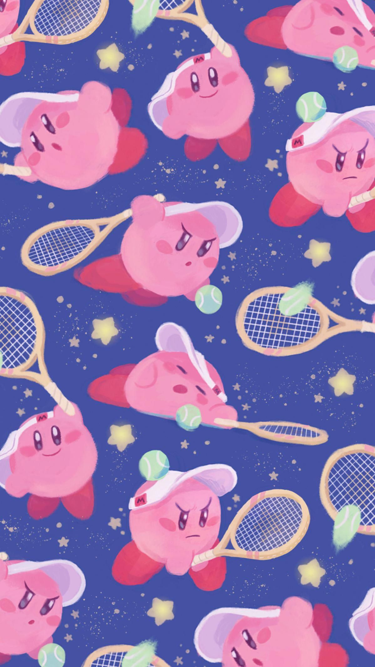 fossilarm Nintendoswitch Kirby art, Kirby character