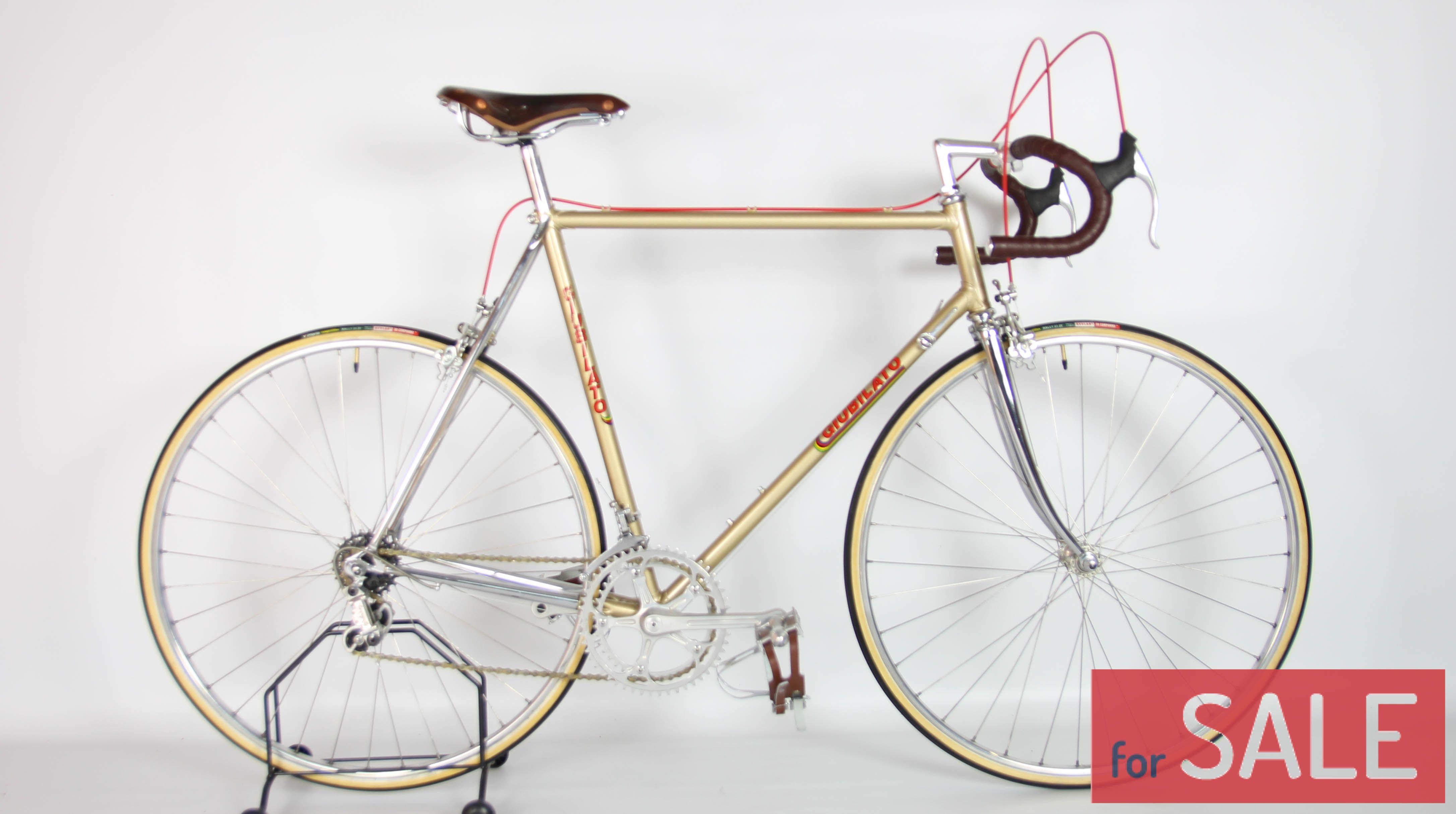 RAD: Giubilato Rennrad 58cm c/c Era: Anfang 80er Ein klassische ...