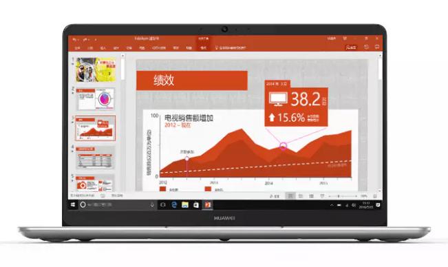 Huawei MateBook D (2018) With 8th Gen Intel Processors