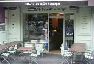 La Salle a Manger. 136 Rue Mouffetard. | My Paris bucket list ...