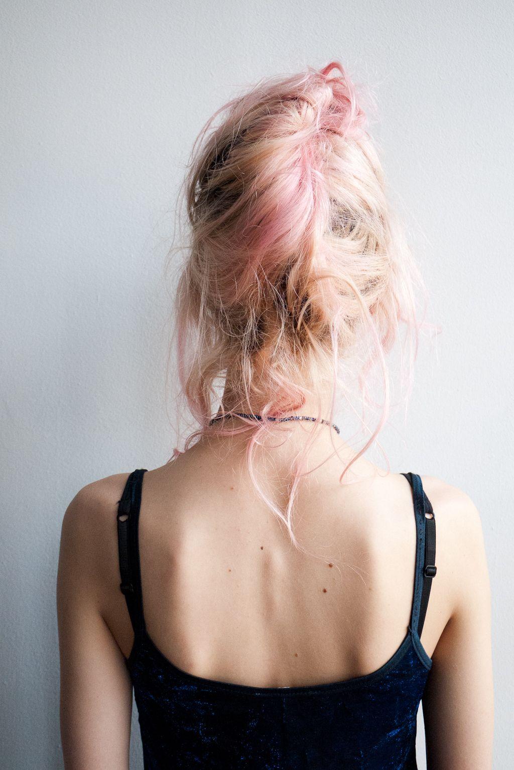 tendência: cabelos desbotados   Marimoon   MTV Brasil
