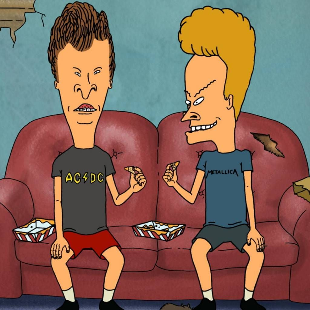 The Best Mtv Cartoons You Ll Never Forget Beavis And Butthead