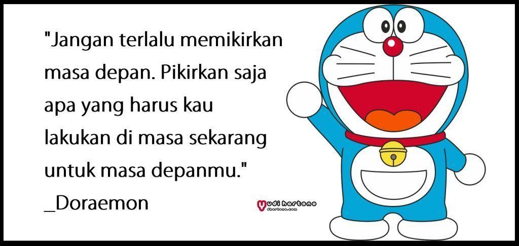 Gambar Kata Kata Doraemon Nangis Doraemon Kata Kata Motivasi