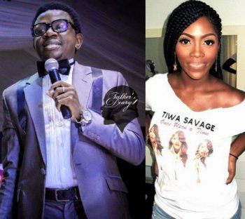Tiwa Savage's Fan Slams Comedian Baba De Baba Over His Comment on Tiwa's Baby - http://www.nigeriawebsitedesign.com/tiwa-savages-fan-slams-comedian-baba-de-baba-over-his-comment-on-tiwas-baby/