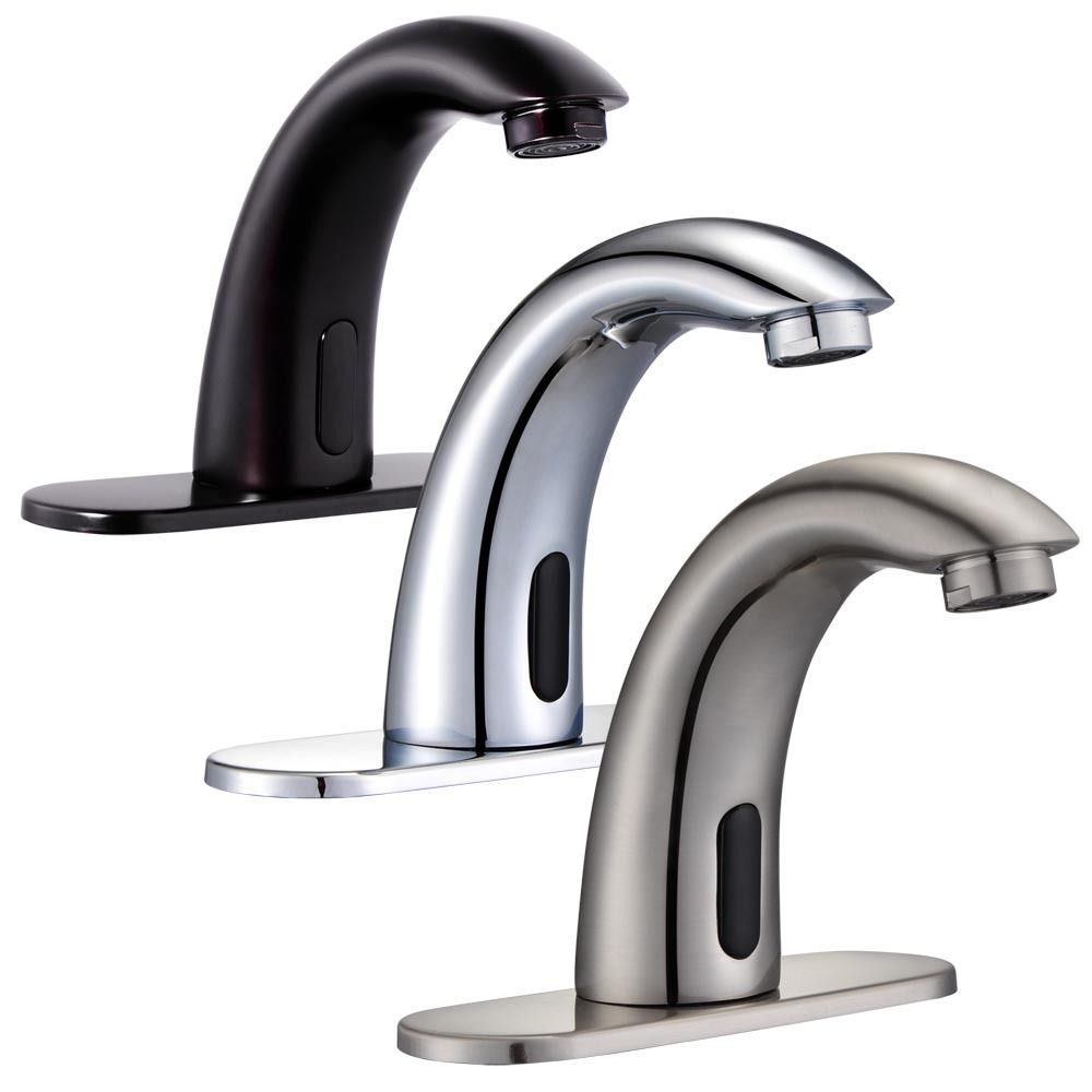 global touchless bathroom sink faucets