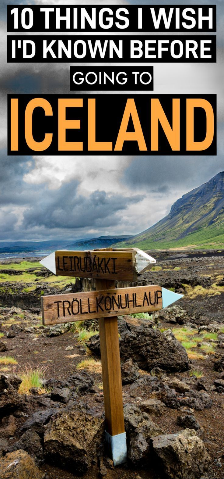 10 things I really wish I'd known before going to Iceland :/ #IcelandTrip #IcelandTravel #Iceland #IcelandVacation #IcelandTravelTips #IcelandTips