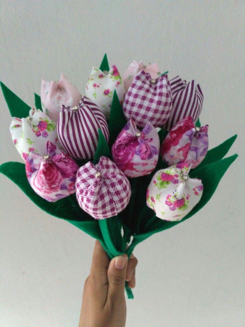 Cara Mudah Membuat Origami Bunga Tulip | 1040x780