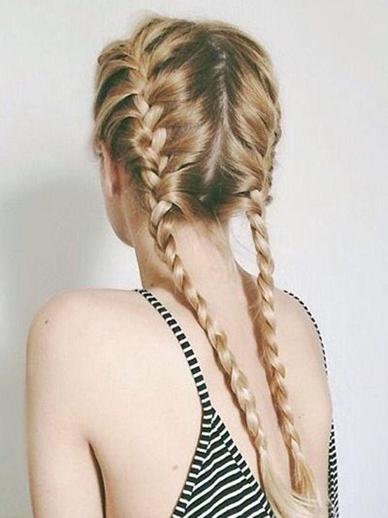 Les coiffures à adopter pendant les vacances hair style boxer