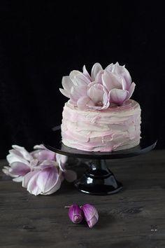 Tarta Magnolia. Receta. To be Gourmet | Recetas de cocina, gastronomía y restaurantes.