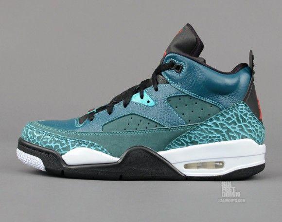 wholesale dealer b946c 0da03 Jordan Son of Mars Low Dark Sea New Detailed Pictures | Jordan Shoes ...