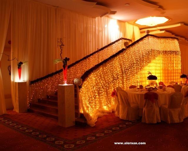 قاعة ليلة العمر للاحتفالات قاعات المدينة الفاخرة Hall Sale