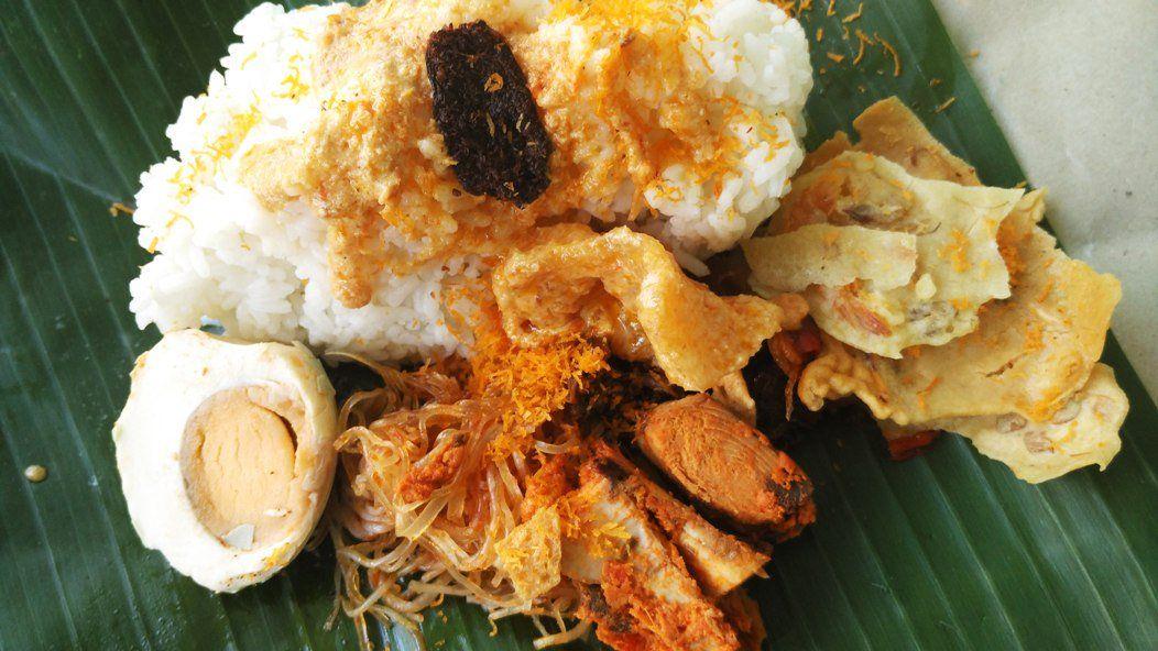 Nasi Serpang Kuliner Sedap Khas Bangkalan Madura Kuliner Madura Makanan Makanan Laut Nasi