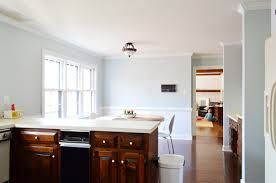 Image Result For Benjamin Moore Patriotic White Grey Bedroom With Pop Of Color Grey Blue Kitchen Blue Gray Paint