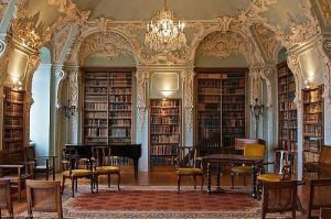Libraries & Studies by germex73