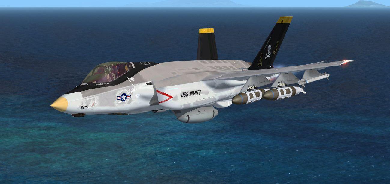 F-35C Jolly Rogers 2 by agnott on DeviantArt