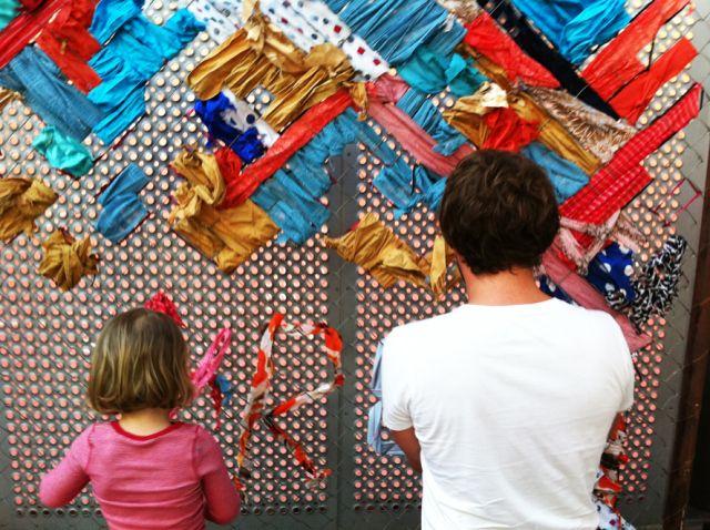 Interwoven Weaving Ways Community Art Projects Toddler