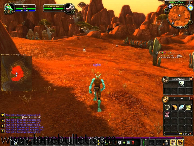 Downloading mods for World of Warcraft The Burning Crusade