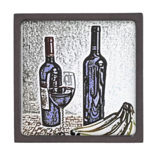 Wine Bottle Still life. This is a sketch still life I did. This was done in both pencil and color pencil. Multiple sizes are available. Great for home or office decor. Also a great gift idea for holidays, birthdays, anniversary, and house warming.