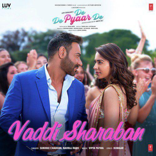 Vaddi Sharaban De De Pyaar De Mp3 Song Bollywood Music Mp3 Song Download Music Download